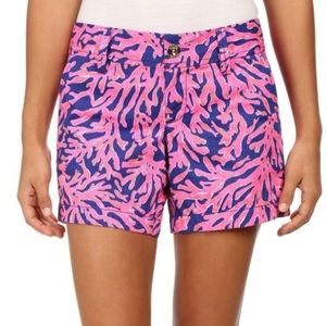 Lilly Pulitzer Callahan Shorts Did You Catch That